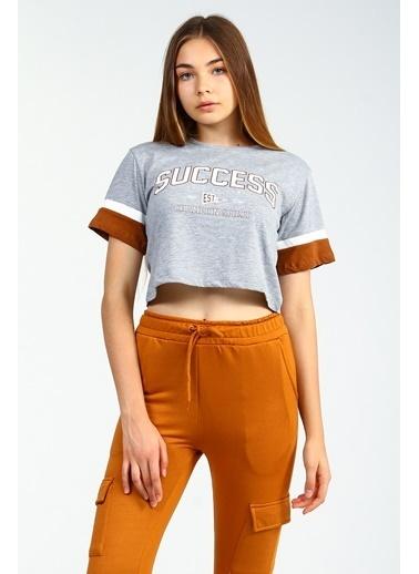 Collezione Tişört Gri